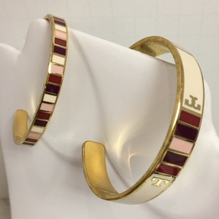 Tory Burch Medium Geo Cuff - Bracelet