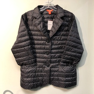 Joe Fresh Lightweight Puffer Jacket, Size Large