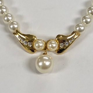 Pearls with Pearl Dangle Necklace